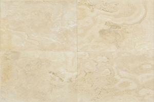 <b>Ivory Travertine Honed and Filled