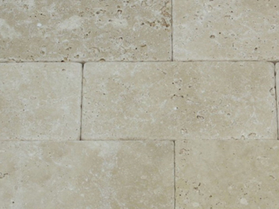 Ivory Travertine Tiles