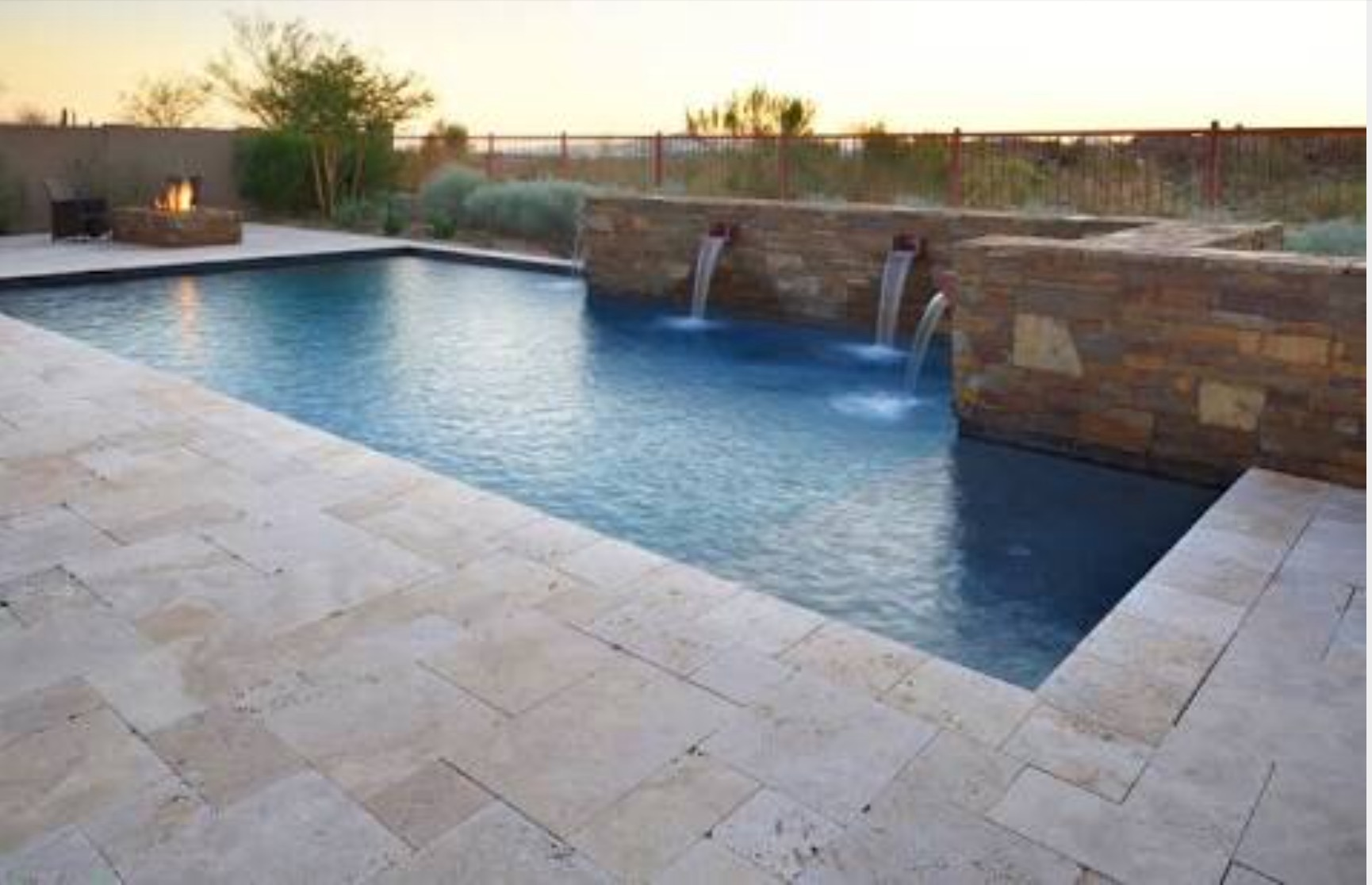 Pavers Around Swimming Pool Pool Coping Tiles Pavers  Melbourne Travertine Tiles & Pavers