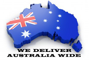 We deliver stone pavers Australia Wide